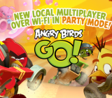 Multiplayer Angry Birds Go