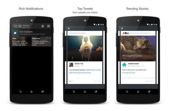 Twitter's new Highlights feature will push some of the best tweets of the day directly to users.