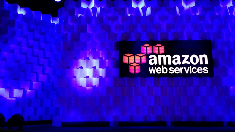 At the 2015 AWS Summit in San Francisco.