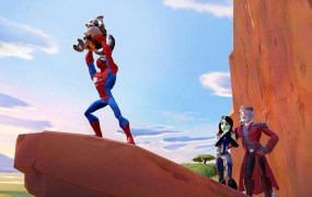 Disney Infinity: Toy Box 2.0 mobile app for Android.