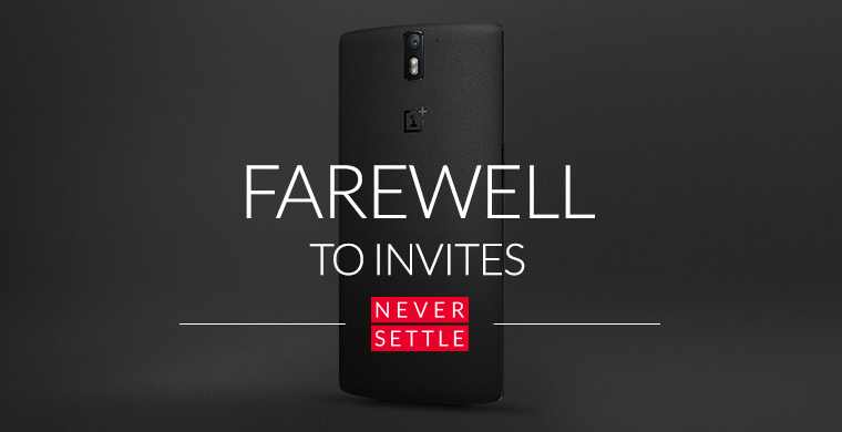 OnePlus One - No Invites