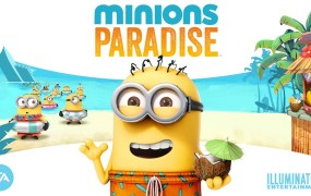 Minions Paradise is a new game coming from EA Mobile