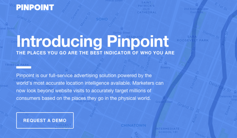 Foursquare introducing pinpoint
