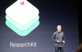 Apple's Jeff Williams introduces ResearchKit