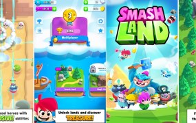 Smash Land from Supercell