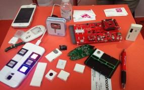 The Nexpaq modular smartphone case.