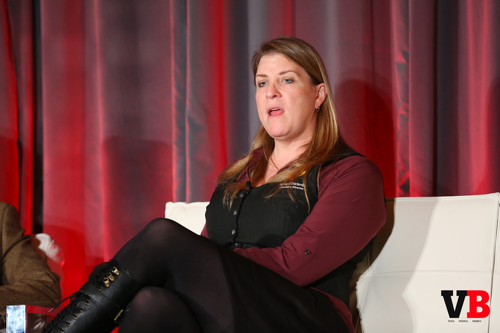 Kate Edwards discusses the fallout of the #GamerGate campaign during the GamesBeat Summit.