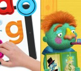 Tiggly Words comes with Tiggly Doctor (right) and two other iPad games.