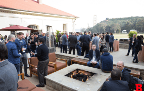 Our previous GamesBeat Summit took place May 5-6, 2015, at Cavallo Point in Sausalito, Calif.