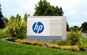 HP headquarters in Palo Alto, Calif.