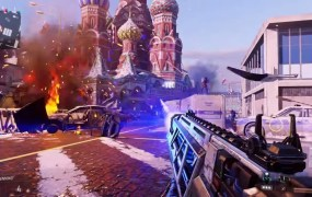 Kremlin map in Call of Duty's Supremacy DLC pack.