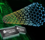 Nantero's NRAM chip is made from carbon nanotubes.
