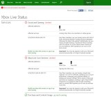 Xbox Live is down on May 25.
