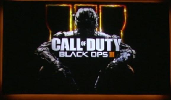 Call of Duty: Black Ops III.
