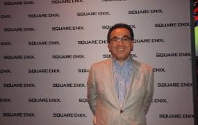Yosuke Masuda, CEO of Square Enix