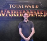 Ian Roxburgh, creative director of Total War: Warhammer at Sega's Creative Assembly.