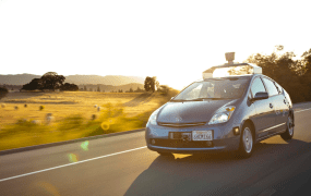 Google's driverless -- and apparently faultless -- cars will now report their accidents