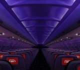 Virgin America is upgrading the in-flight entertainment system on its seat backs, including a surround-sound audio feature provided by Dysonics.