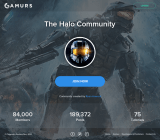 Gamurs is a new social networking site for gamers.
