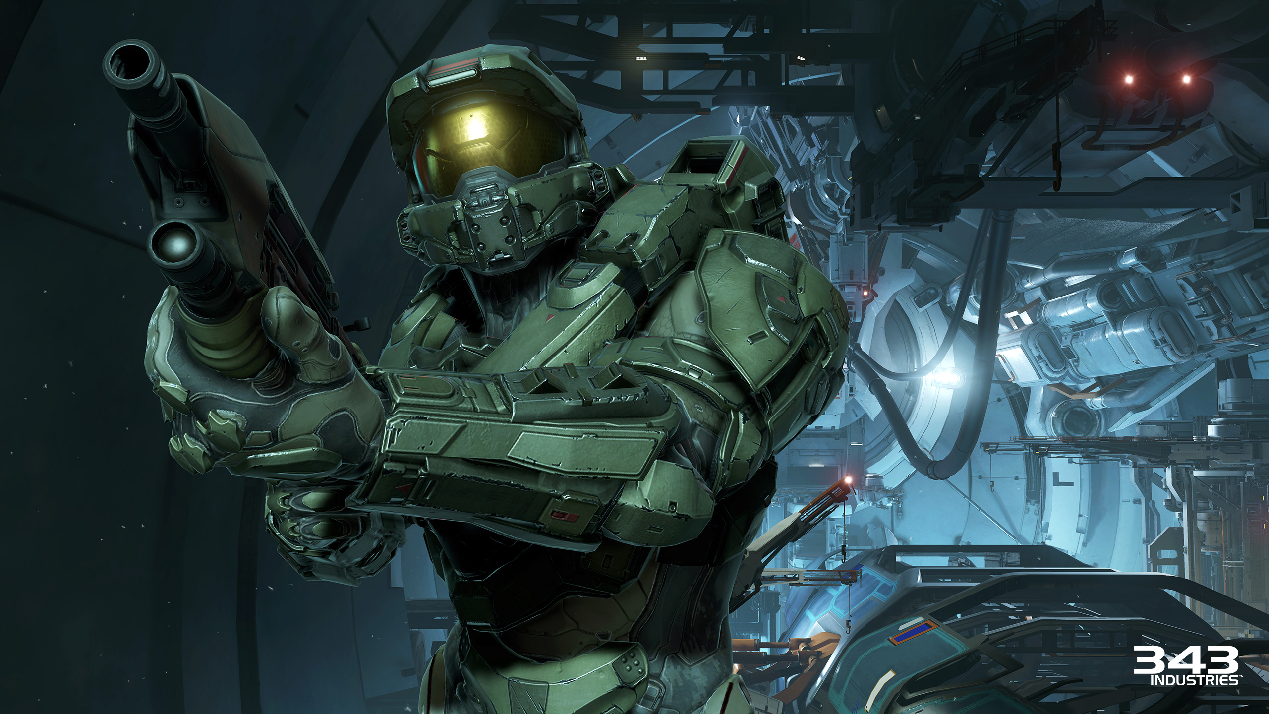 Master Chief in Halo 5: Guardians