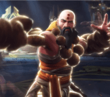 The Monk can choose different traits at the start of a match to change as he plays.