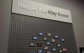 At LinkedIn headquarters in Mountain View, Calif., in October 2014.