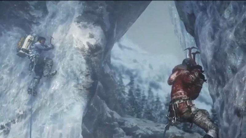 Rise of the Tomb Raider E3 2015 01