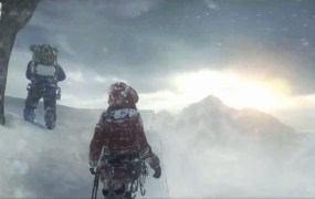 Rise of the Tomb Raider E3 2015 02