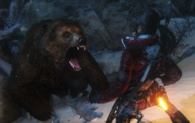 Bear wants Tomb Raider! Bear wants it for free!