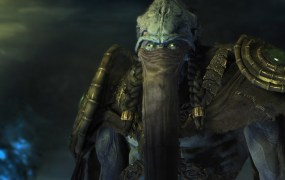 Zeratul, Protoss leader in StarCraft II: Legacy of the Void.