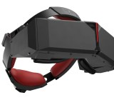 The StarVR headset from Starbreeze.