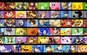 Super Smash Bros. fighters Amiibo