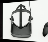 The Xbox One controller comes with the Oculus Rift headset.