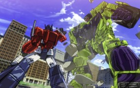 Cel-shaded Transformers: Devastation.