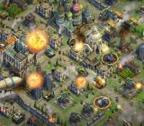 DomiNations industrial age update lets you fight with tanks and aircraft.