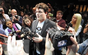 Palmer Luckey, founder of Oculus VR.