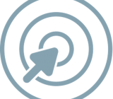 SourceKnowledge's symbol for performance-based marketing