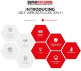 SuperAwesome's web services for kids.