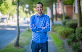Grooveshark cofounder Josh Greenberg