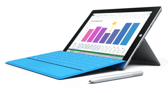 "Microsoft Surface 3 LTE goes on sale ""unlocked"" in the U.S., AT&T gets carrier preference for now"