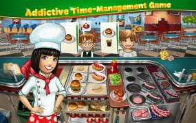 Cooking fever.