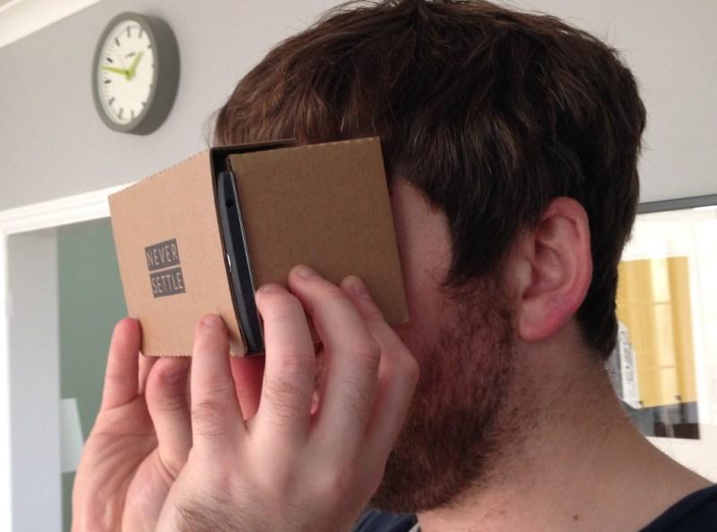 OnePlus Cardboard