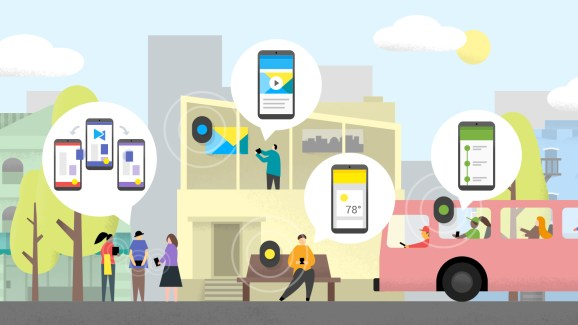 Google embraces Bluetooth low-energy beacons by launching open format Eddystone, APIs, and management tools