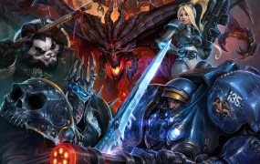 Heroes of the Storm is a new, successful MOBA.