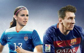 EA Sports is putting a woman on the cover of FIFA 16.