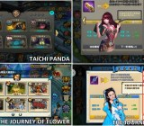 The Journey of Flower on the bottom looks a lot like Taichi Panda.