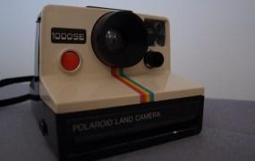 Polaroid Camera (like Instagram-Icon)