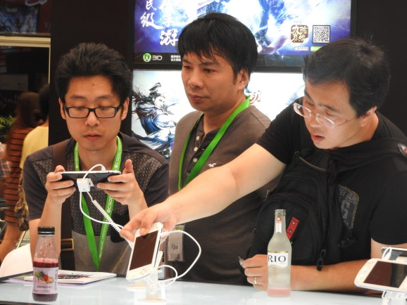 The Chinese have mobile gaming in their blood, as evident at ChinaJoy 2015.