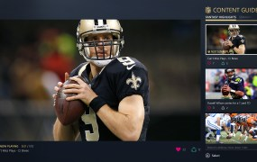 Next Gen Replays in the NFL app for Xbox One.