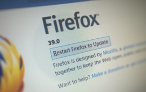 Firefox -- Mozilla